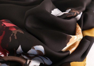 Swanky Pure Silk Stoles for ladies Online