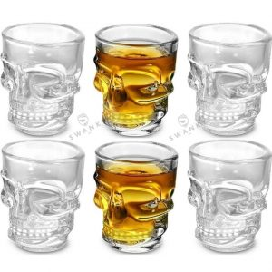 Crystal Whiskey glass set of 6 Pcs Online