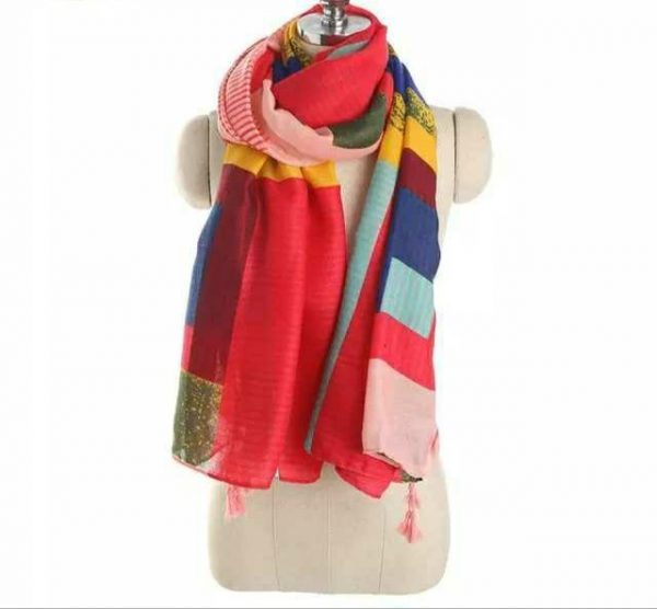 Swanky Summer Cotton Stoles & Scarves for Women's | Scarf Wrap Stole Head Wrap Face Cover