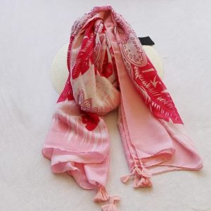 Pure Cotton Stoles Online Multi-Color 180*90CM